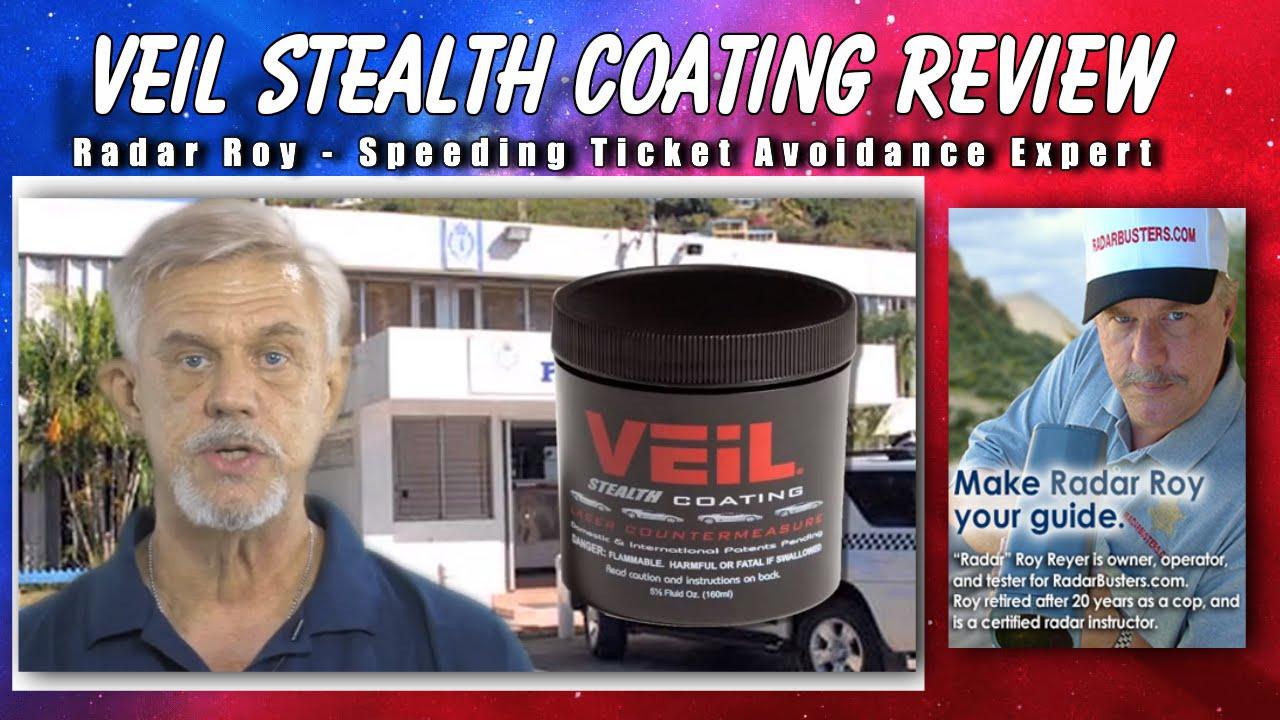 VEiL G5 6 Anti-Laser Stealth Coating