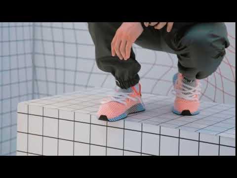 The New adidas DEERUPT