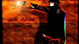 AirGear Opening (Chain) (Song) 1Hour