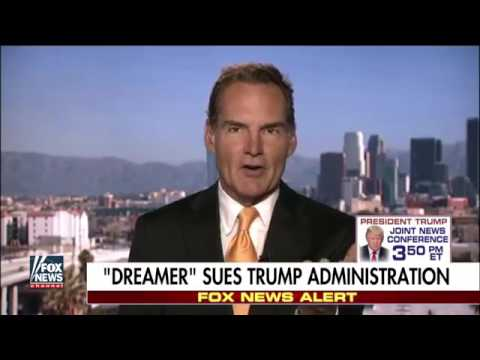 Deported 'Dreamer' sues the Trump administration