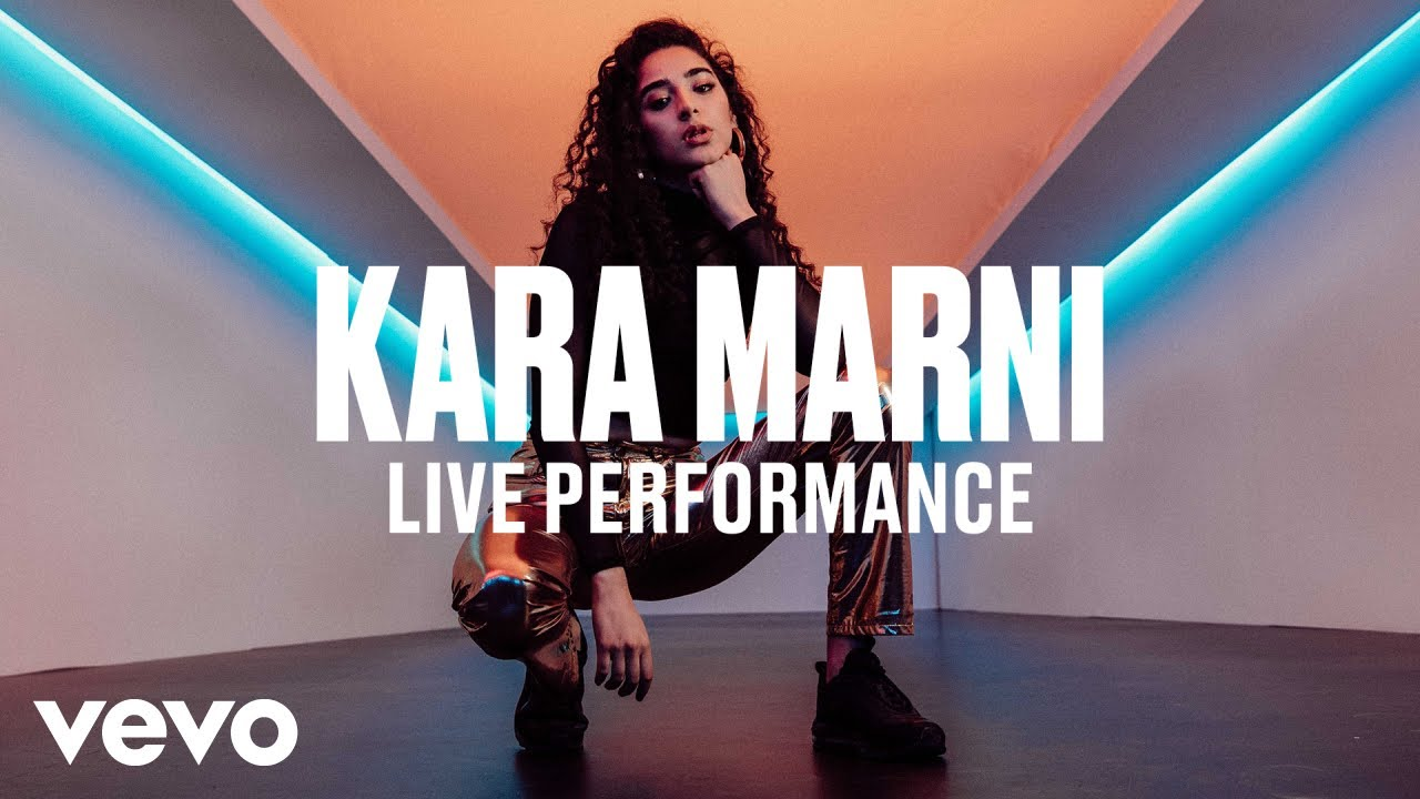 Kara Marni — Love Just Ain't Enough (Live)   Vevo DSCVR