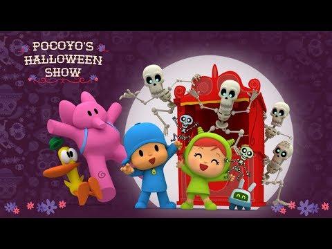 Pocoyo: Halloween Show [NEUE EPISODE]  | HALLOWEEN 2017