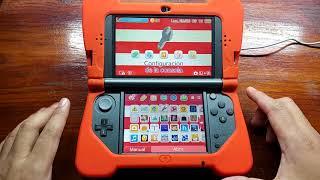 Actualización 11.7 Nintendo 3DS - Actualiza tu consola