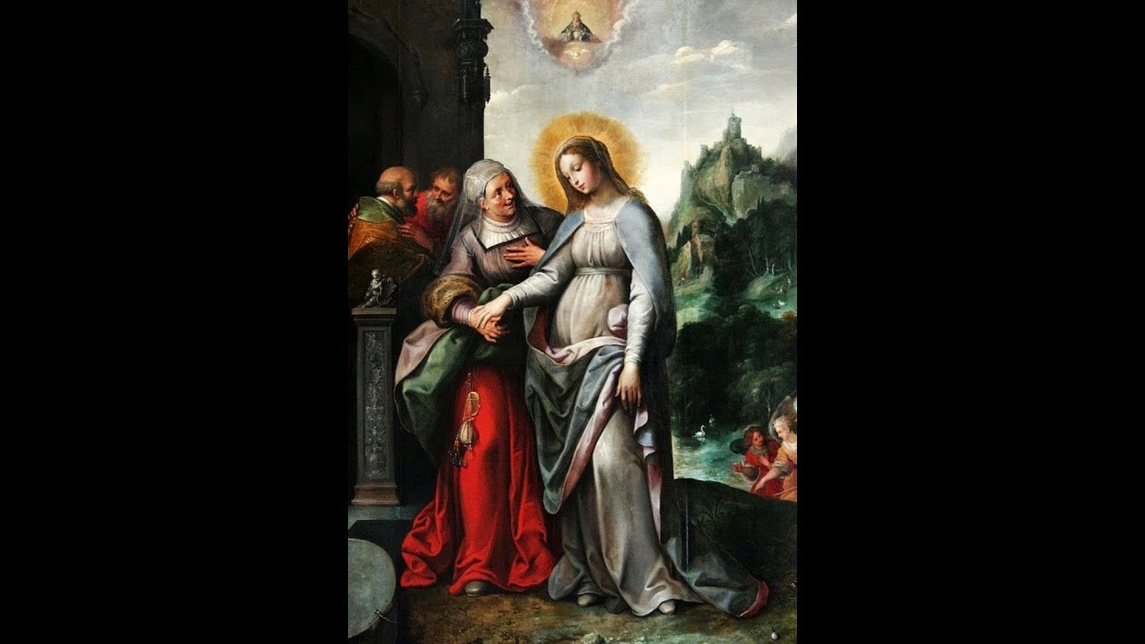 Đáp ca: Đức Mẹ Thăm viếng (31-5) – Isaia 12
