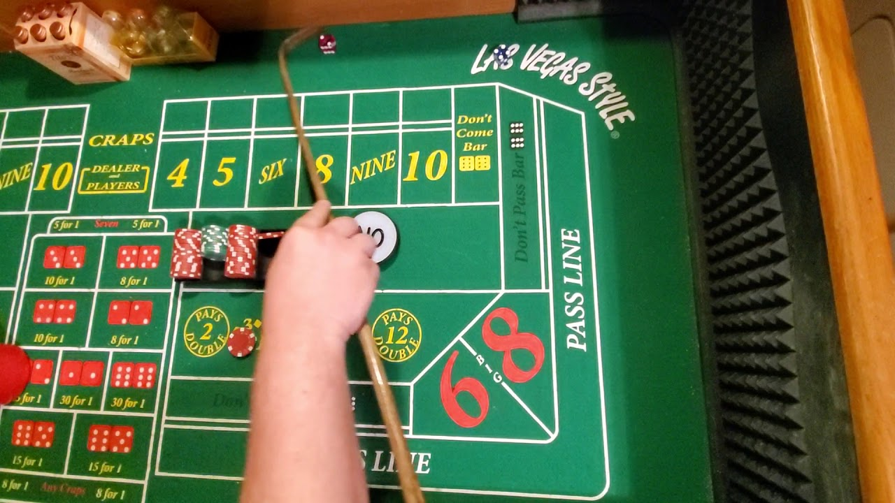 Craps Strategy Video