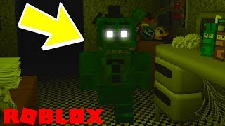 HUGE Update! New Phantom Animatronics and More! Roblox FNAF United