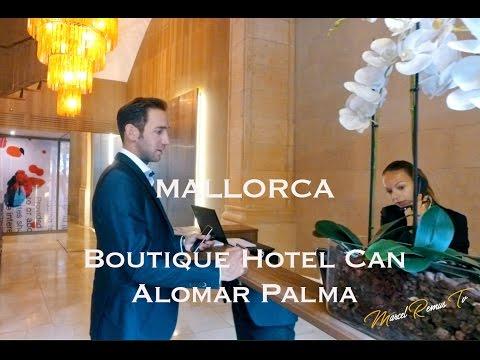 Mallorca Vlog2 : Boutique Hotel Can Alomar Palma