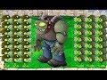 Gatling Pea vs Dr. Zomboss Epic Hack PvZ