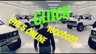 Glitch   GTA 5 Online PS3/PS4 - Argent facile 1000000$ /heure   FR thumbnail