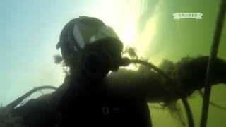 Жизнь под водой: репортаж о водолазах МЧС