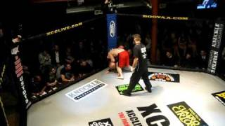 Andy Nemeckay MMA Fight - Dec 19, 2009 Part 1 of 2