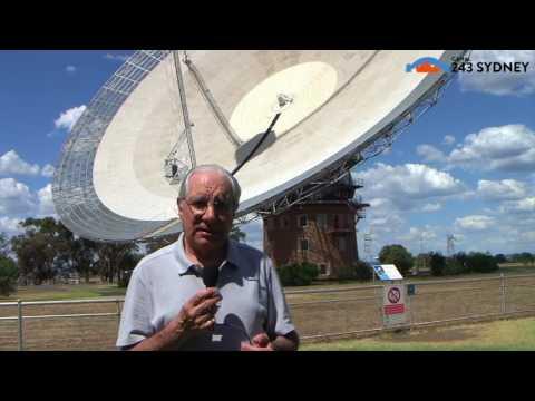 Radio Telescopio de Parkes - NSW - Australia