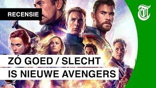 Avengers: Endgame - RECENSIE