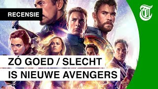 Recensie Avengers: Endgame: een daverend slotakkoord