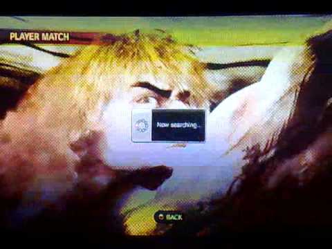 SF4 matchmaking