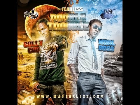 DJ FearLess - Double Trouble Mixtape - 2012