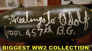BIGGEST WW2 COLLECTION (1/3) Diekirch Luxembourg   (4K)