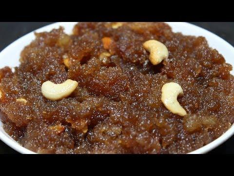 Simple and Tasty Bread Halwa Recipe For Functions | Easy Bread Halwa by Ruchi Vantillu