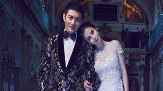 Huang Xiaoming Reveals the Reason Why Angelababy Married Him