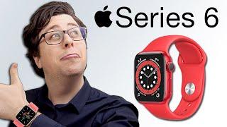 "Apple Watch Series 6 PARODY - ""Watch Yourself!"""