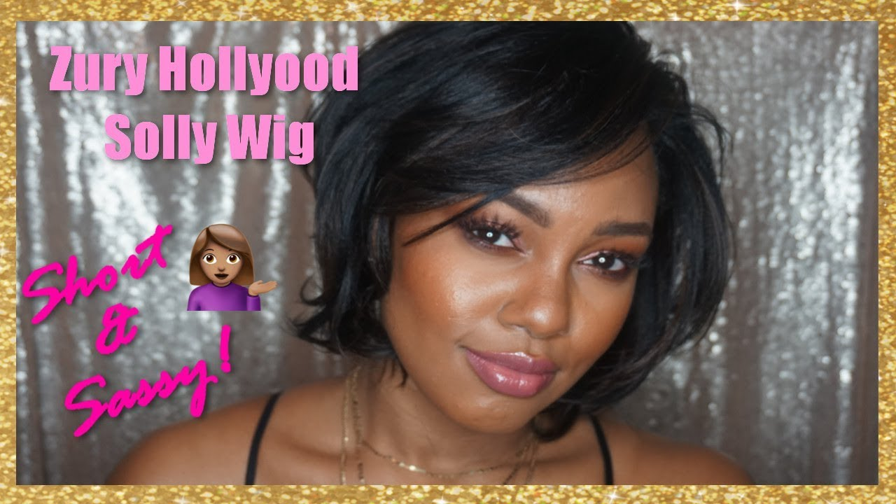 Zury Sis Solly Wig | Short & Sassy Cut for