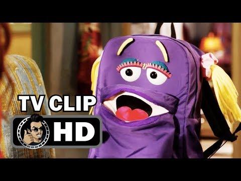 "UNBREAKABLE KIMMY SCHMIDT Official Clip ""Jan the Backpack"" (HD) Ellie Kemper Series"