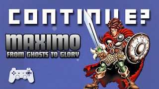 Maximo: From Ghosts to Glory (PlayStation 2) - Continue?