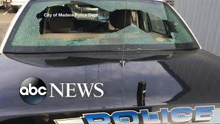 Police Ride-Along Turns Dangerous in California