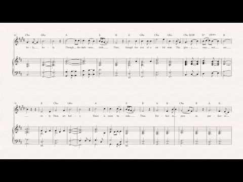 Trumpet - Holy Holy Holy -  Sufjan Stevens -  Sheet Music, Chords, & Vocals