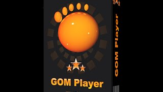 "Reproductor de múltiples formatos de audio y video ""GOM player"""