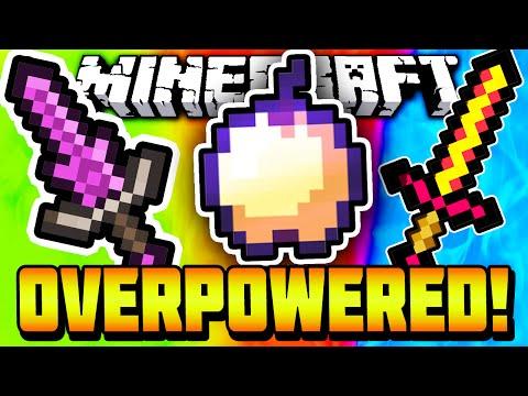 OVERPOWERED MODE! - Minecraft 1.9 MONEY WARS #3 with Vikkstar & Woofless