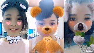 ミクチャで大人気!渡辺リサの可愛すぎるSNOW動画祭り♩あっちのクマもこっちのクマも《ミクチャLOVE2》