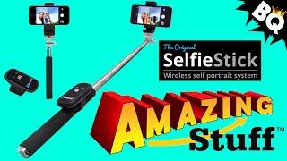 Original Selfie Stick Self Portrait System Review