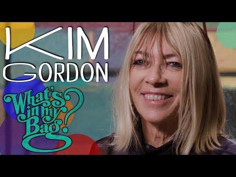 Kim Gordon - What's In My Bag?