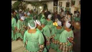 kongo/ ibo vodou ceremony
