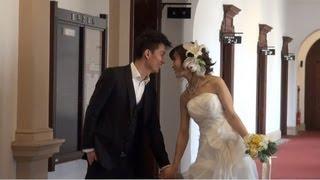 惊奇日本:日本新式外拍蜜月寫真【ビックリ日本:新婚旅行激写体験】
