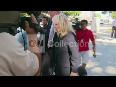 CA: SHELLY STERLING LEAVING COURT