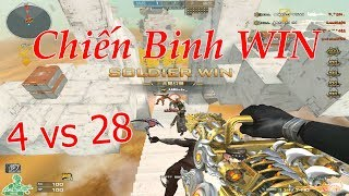 Chế Độ Pakour Zombie : Gatling Gun VIP-Noble Gold - Tiền Zombie v4