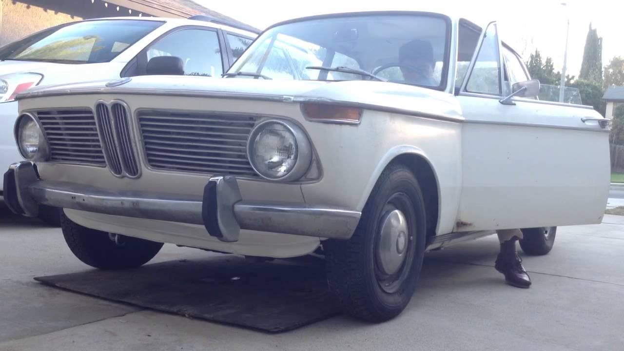 1968 BMW 1600 (BMW 2002, 1602, 1600-2) - YouTube