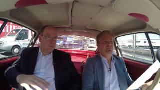 F1 2016 - Royal Citytour with Prince Albert de Monaco and Nico Rosberg (Mercedes)