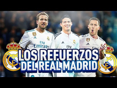 LOS REFUERZOS DEL REAL MADRID PARA INVIERNO!!! *FICHAJES & RUMORES 2019*