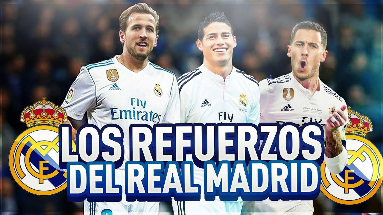 95b04247f4fd0 LOS REFUERZOS DEL REAL MADRID PARA INVIERNO!!!  FICHAJES   RUMORES 2019
