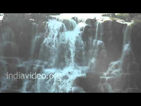 Ethipothala Waterfalls, Nagarjuna Sagar