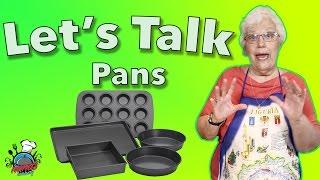 Baking Pan's 101! (pies cakes tarts)  || Nana's Cookery