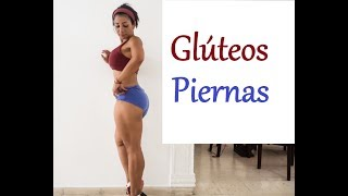 GLUTEOS GRANDES| PIERNAS PERFECTAS |RUTINA 600| Aumentar glúteos| At Home Butt Workout |Dey Palencia