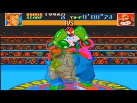 ~Inf's~ Super Punch Out!! Corruptions (SNES)