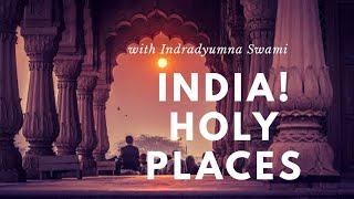 Traveling in India ( путешествие по индии) - Vrindavan Parikrama 2018