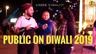 PUBLIC ON GREEN DIWALI!!! || DIWALI SPECIAL|| #DRAGTA_JI
