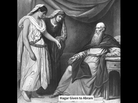 Resultado de imagem para Genesis 16,1-16