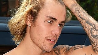 Video Justin Bieber Reveals Why He Was Crying With Hailey Baldwin | Hollywoodlife download MP3, 3GP, MP4, WEBM, AVI, FLV Agustus 2018